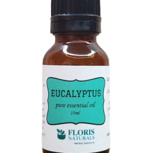 Floris Naturals - Eucalyptus Essential Oil 15ml