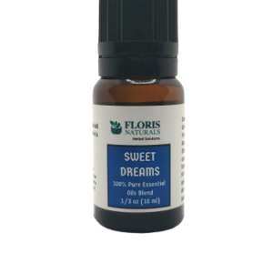 Sweet Dreams Synergy Blend - 100% Pure Natural Organic Essential Oil for Better Sleep