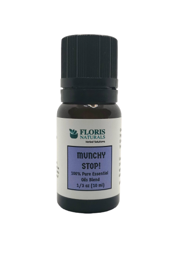 Munchy Stop Synergy Blend - 100% Pure Natural Organic Essential Oil for Losing Weight