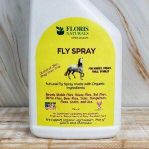 Natural Horse Fly Spray (Chemical-Free) - Floris Naturals