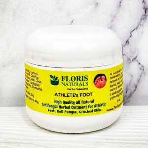 Natural Athlete's Foot Cream - Floris Naturals