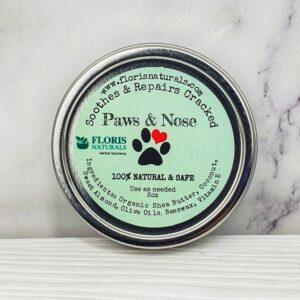 Natural Paws & Nose Balm
