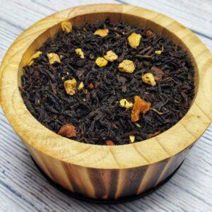 Natural Loose Tea - Ginger & Peach Tea - Floris Naturals