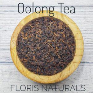 Natural Loose Tea - Oolong Tea - Floris Naturals