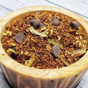 Natural Loose Tea - Chocolate Chai Dessert Tea - Floris Naturals