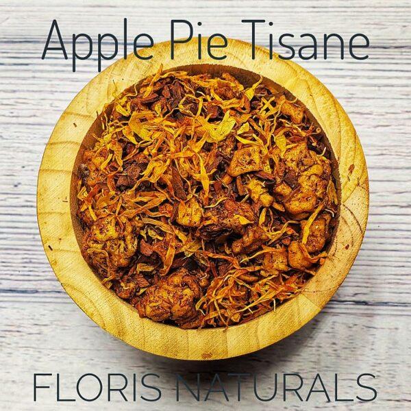 Natural Loose Tea - Apple Pie Tea - Floris Naturals