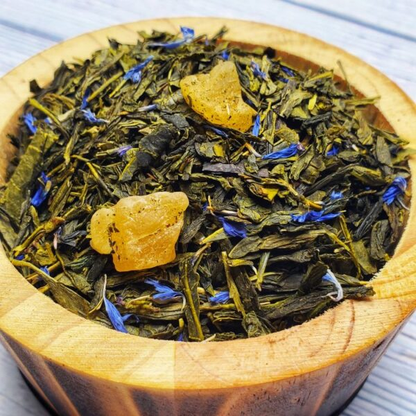 Natural Loose Tea - Pineapple Papaya Tea - Floris Naturals