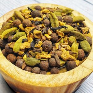 Natural Loose Tea - Chai Tea - Floris Naturals