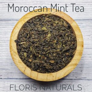 Natural Loose Tea - Moroccan Mint Tea - Floris Naturals