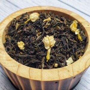 Natural Loose Tea - Jasmine Tea - Floris Naturals
