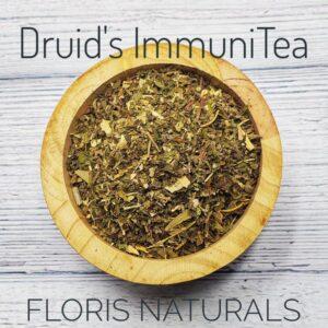 Natural Loose Tea - Druid's ImmuniTea Tisane - Floris Naturals