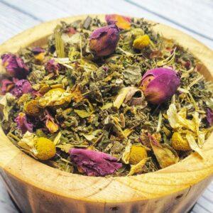 Natural Loose Tea - Pregnancy Tea - Floris Naturals