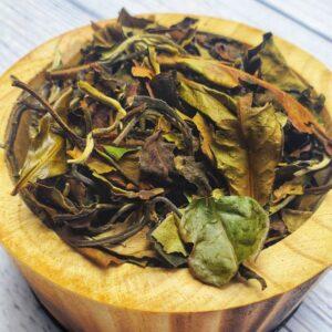 Natural Loose Tea - White Tea - Floris Naturals