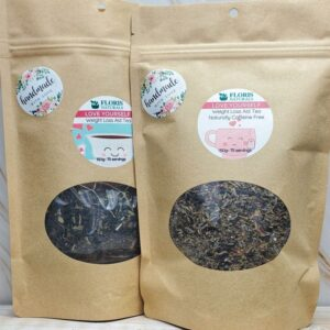 Natural Loose Tea - Weight Loss & Caffeine Tea - Floris Naturals