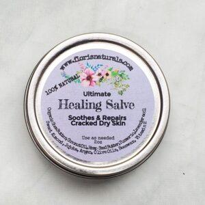 Natural Healing Salve - Floris Naturals