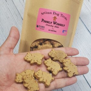 Natural Dog Treats - Piggly Wiggly - Floris Naturals