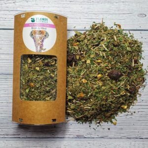Natural Memory Tea for Better Brain & Mind - Floris Naturals