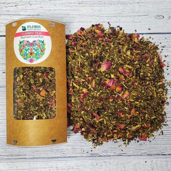 Natural Tummy Tea for Stomach Comfort - Floris Naturals