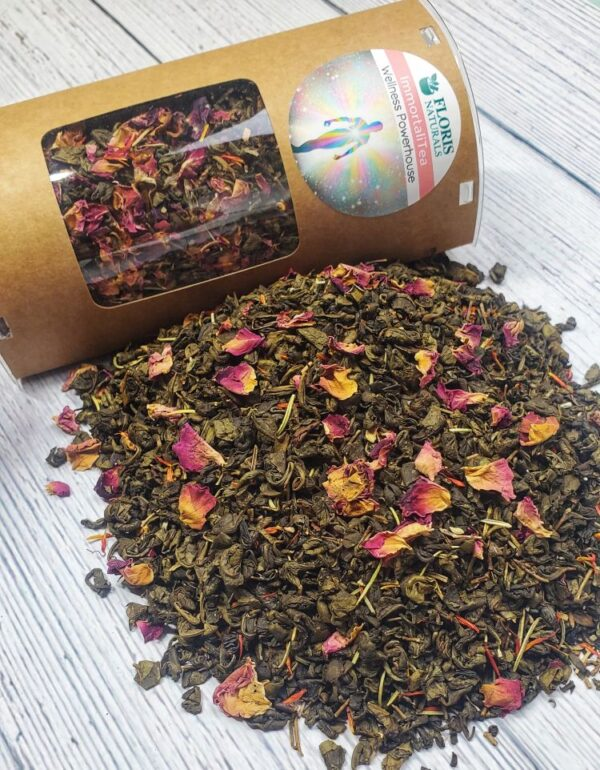 Natural Immortali Tea Wellness Powerhouse - Floris Naturals