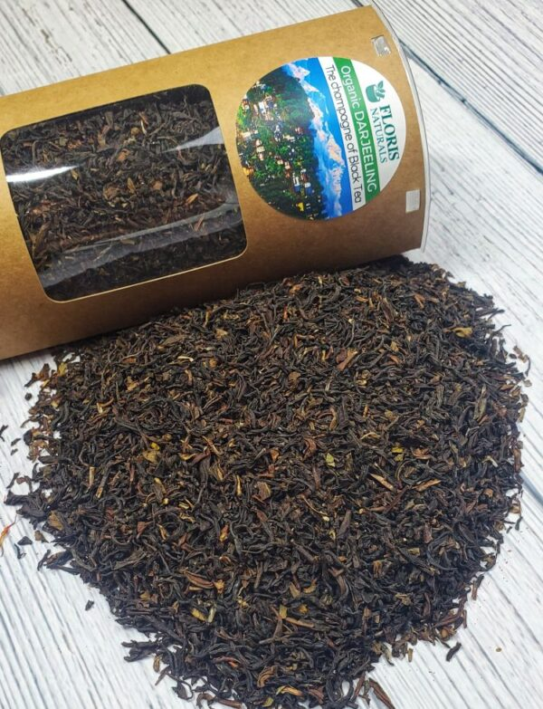 Organic Darjeeling Tea - Floris Naturals