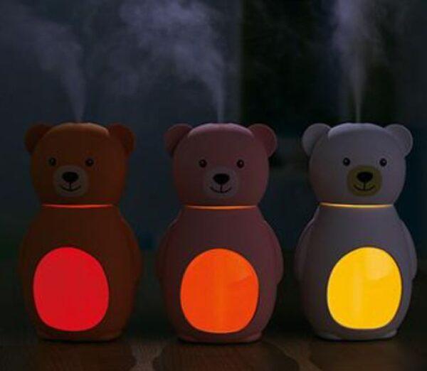 Bears at Night