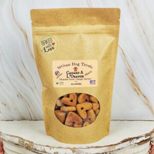 Floris Naturals - Canard L'orange - Natural Dog Treats