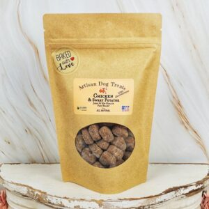 Floris Naturals - Chicken Sweet Potato Natural Dog Treats