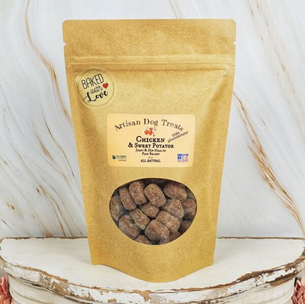 Floris Naturals - Chicken Sweet Potato Natural Dog Treats