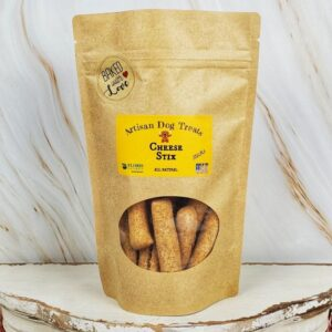 Floris Naturals - Cheese Stix Natural Dog Treats