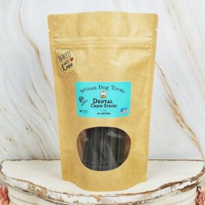 Floris Naturals - Dental Chew Sticks Natural Dog Treats