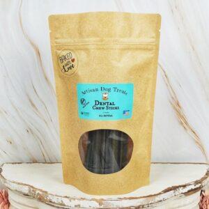 Floris Naturals - Dental Chew Sticks Natural Dog Treats