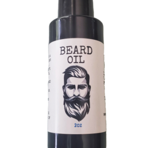 Natural Organic Herbal Beard Oil for Men - Floris Naturals