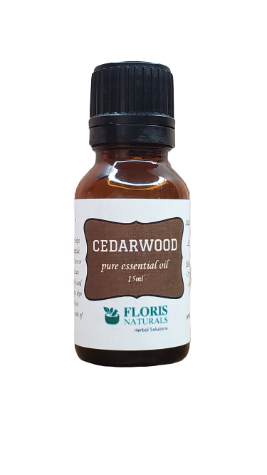 Floris Naturals - CedarWood Essential Oil 15ml