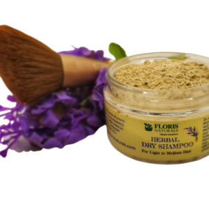 Floris Naturals - Dry Shampoo Powder for Light Hair