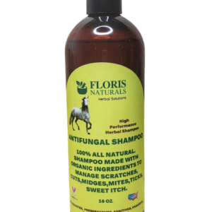 Floris Naturals - Equine Antifungal Shampoo Horses & Farm Animals 16oz