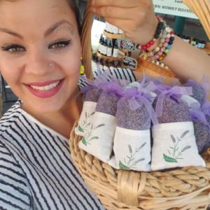 Floris Naturals - French Lavender Sachet