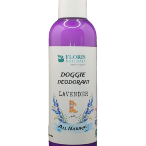 Natural Organic Herbal Lavender Doggie Deodorizer - Floris Naturals