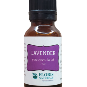 Floris Naturals - Lavender Essential Oil 15ml