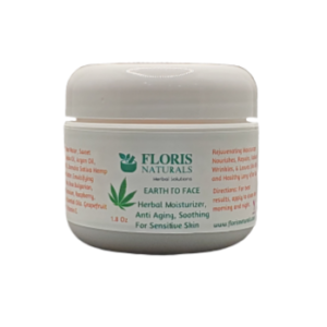 Floris Naturals - Natural Face Moisturizer 1.8oz