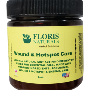 Floris Naturals - Natural Wound Care Ointment