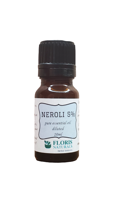 Natural Organic Neroli Essential Oil - Floris Naturals