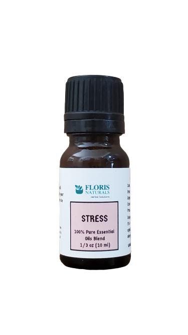 Floris Naturals - Stress Ease Synergy Blend 10ml