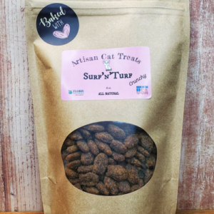 Floris Naturals - Surf and Turf for Cats Crunchy