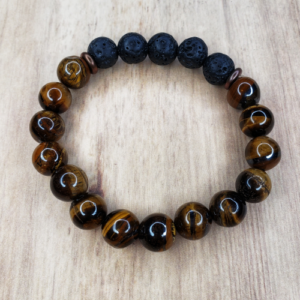 Floris Naturals - Tiger Eye 10mm #2