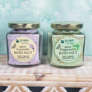 Natural & Organic Bath Salt - Floris Naturals