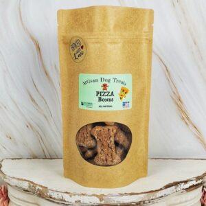 Floris Naturals - Pizza Bites Natural Dog Treats
