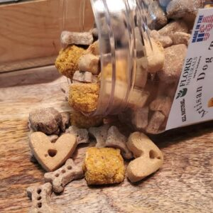 Natural Organic Artisan Dog Treats