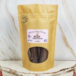 Floris Naturals - Beef Sticks Natural Dog Treats