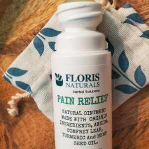 Natural Pain Relief Roll-On Joints & Bruises (Arthritis, Muscle Pain and more)