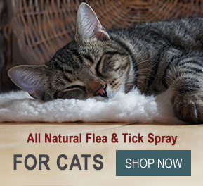 Natural Organic Herbal Pet Calming Spray - Floris Naturals
